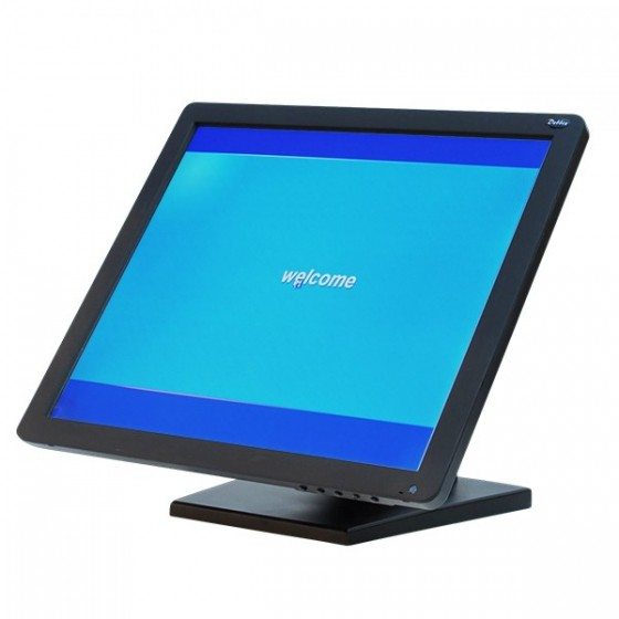 "17"" LED Monitor Touch 1520 cu stand VESA plastic si metal"