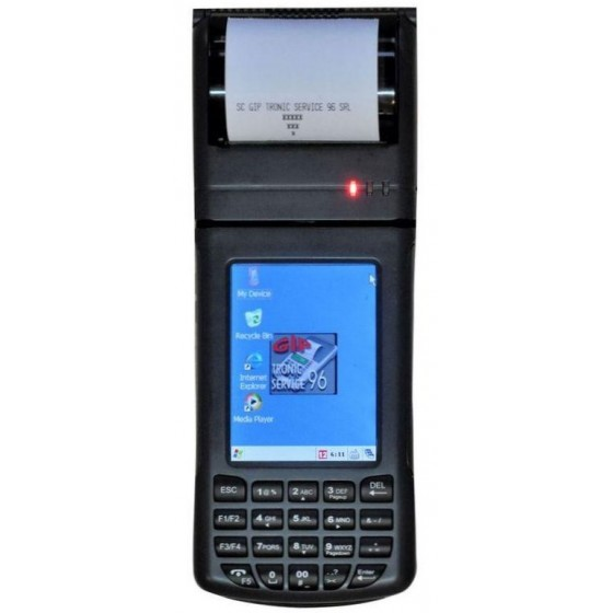 Terminal mobil TM 2200 MSR-SCAN-CAM-WiFi-PRINTER