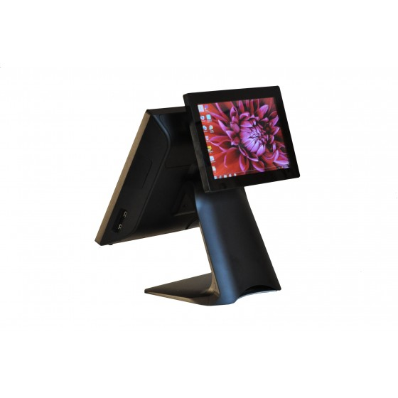 """POS All-In-One INDIA - A8 Procesor I5 cu display client 10.1"""""""