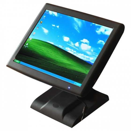 New POS SYSTEM 1508 H + afisaj LCD 2x20 caractere + SSD 64Gb