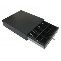 Sertar metalic MK-350, 6-12-24 volts, 4 spatii bancnote