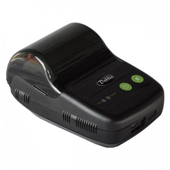 Imprimanta portabila Debbie 58M1, rola 58mm, viteza: 50mm/s
