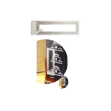 Etichete autocolante transparente RF-LABEL-65X20