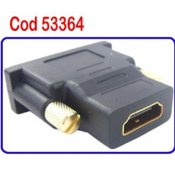 DVI-I Tata la HDMI Mama Adaptor